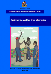 training manual AM Jica